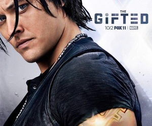 johnny, the gifted, and lauren strucker image