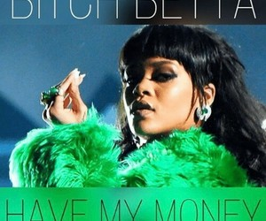 Lyrics, rihanna, and quotes image