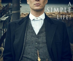 handsome, peaky blinders, and tommy shelby image