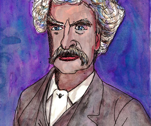 author, ilustracao, and retrato image