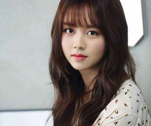 actress, korean, and kim so hyun image