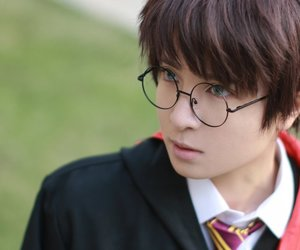 cosplay, harry potter, and potter image