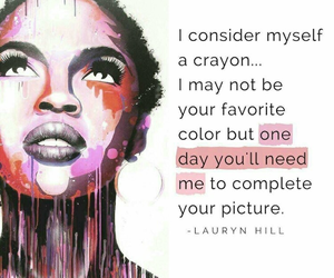 quotes, beauty, and crayon image