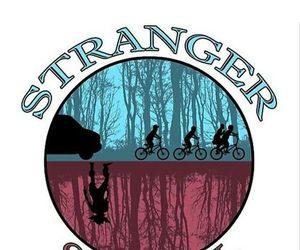 stranger things and wallpaper image