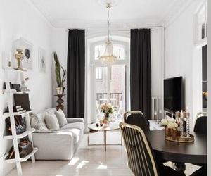 apartment, interior, and minimalistic image