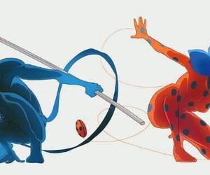 Adrien, miraculous ladybug, and ladybug image