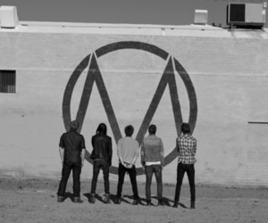 the maine, band, and music image