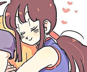 goku, anime icon, and anime couple image