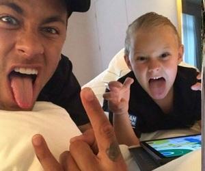 neymar jr, neymar, and psg image