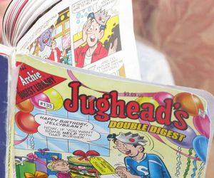 comic book and jughead image