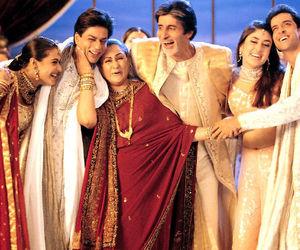 shahrukh khan, bollywood, and kkkg image