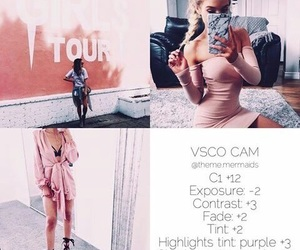 aesthetic, cam, and feed image