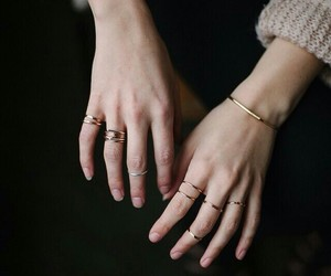 rings, hands, and accessories image
