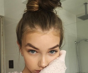 girl, aesthetic, and beauty image