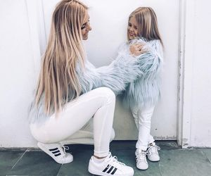 outfit, family, and child image