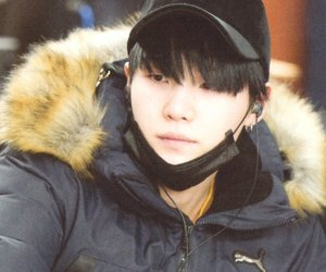 min yoongi, bts, and suga image