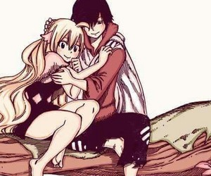 art and zeref x mavis image