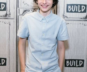 smile, cute, and finn wolfhard image