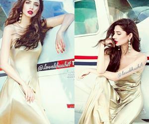 beautiful, model, and dress image