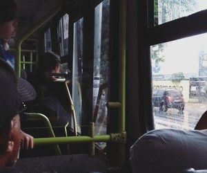 brazil, raindrops, and bus image