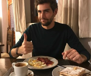 breakfast, coffee, and love image