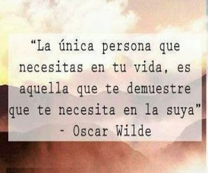 frases, love, and oscar wilde image