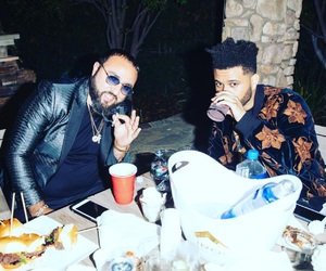the weeknd and abel xo image