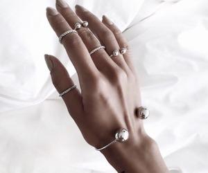 bracelet, luxury, and style image