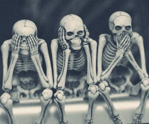 death, funny, and photography image
