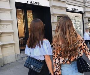 fashion, girl, and chanel image