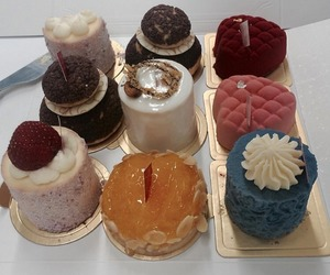 japan, yummy, and cakes image