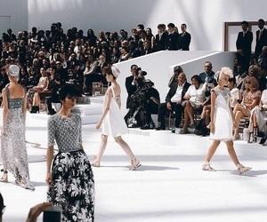fashion, runway, and chanel image