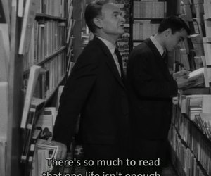 book, movie, and quotes image