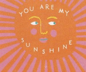 sunshine, love, and art image