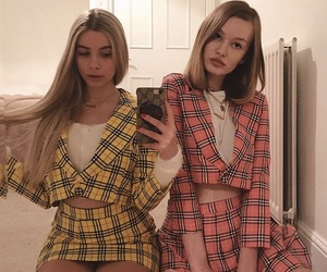 girl, tumblr, and 90s image