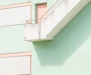 architecture, mint green, and mint image