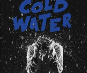 justin bieber, cold water, and j.b image
