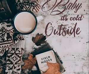 cold, cozy, and coffee first image