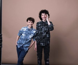photoshoot, mike wheeler, and noah schnapp image