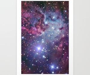 galaxy, nebula, and universe image