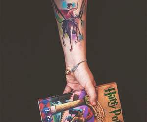 art, book, and bracelet image