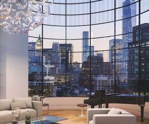 city, interior, and interior designs image