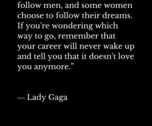 quotes and Lady gaga image