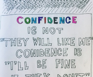 confidence, feminism, and inspiration image