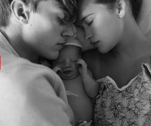 love, family, and couple image