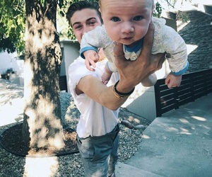 lucky blue smith, family, and model image