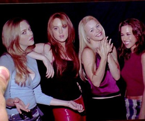 mean girls, lindsay lohan, and movie image