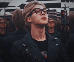 jimin, bts, and park jimin image