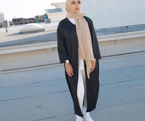 fashion and hijab image