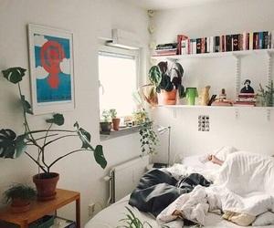 art, bedroom, and cozy image